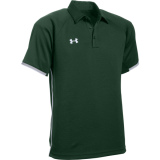 Under Armour Men's Rival Polo Forest/Grey
