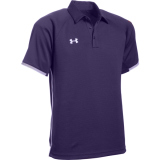 Under Armour Men's Rival Polo Purple/Grey