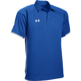 Under Armour Men's Rival Polo Royal/Grey