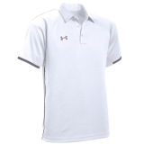 Under Armour Men's Rival Polo White/Graphite