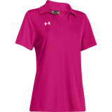 Under Armour Women's 1259047 Performance Polo Tropic Pink