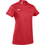 Under Armour Women's Team Drape Polo Red