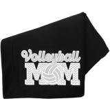 Volleyball Mom Bleacher Blanket