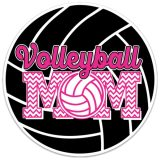 Volleyball Mom Magnet