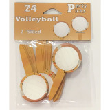 Volleyball Party Supplies - Party Picks
