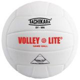 Tachikara SVMN Volley-Lite® White Volleyball