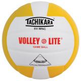 Tachikara SVMNC Volley-Lite® Color Volleyball Gold/White