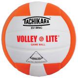 Tachikara SVMNC Volley-Lite® Color Volleyball Orange/White