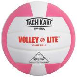 Tachikara SVMNC Volley-Lite® Color Volleyball Pink/White