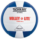 Tachikara SVMNC Volley-Lite® Color Volleyball Royal/White