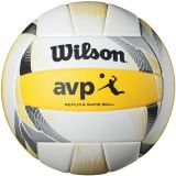 Wilson AVP II Replica Beach Volleyball - Yellow