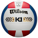 Wilson K1 Gold Volleyball Red/White/Blue