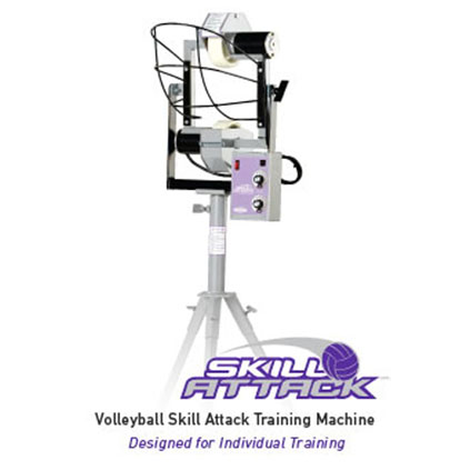 Attack (Skill) Volleyball Training Machine