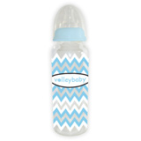 Volleybaby Keepsake Bottle - Blue