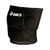 ASICS Ace Low Profile Knee Pads - ADULT Black