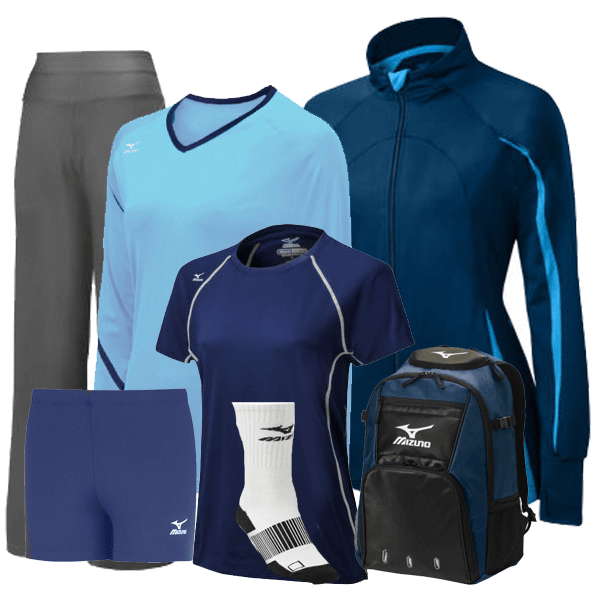 Mizuno Women's Team Packages