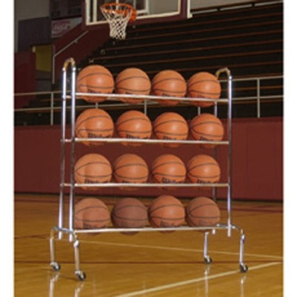 4 Tier Ball Rack