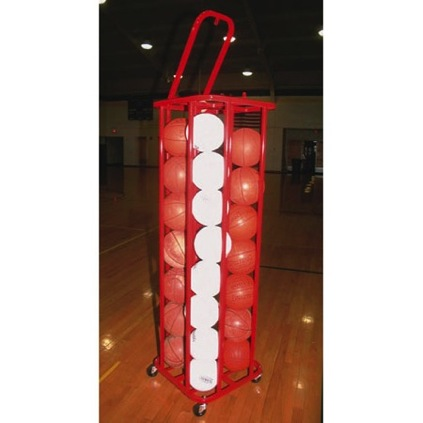 Vertical Space Mizer Ball Cage