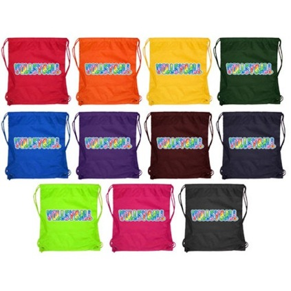Sling Pack Bag - Volleyball Tie Dye