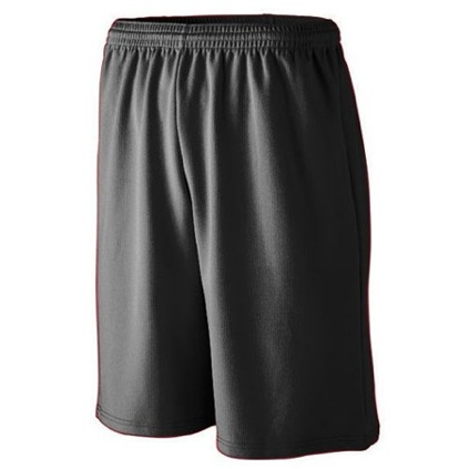 AU802 Men's Wicking Mesh Shorts - 9 Inseam