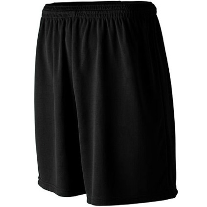 AU805 Men's Wicking Mesh Shorts - 7 Inseam