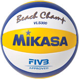 Mikasa VLS300 Outdoor Beach Champ Volleyball