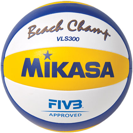 Mikasa VLS300 Outdoor Beach Champ Volleyball