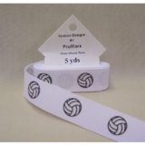 Volleyball Ribbon