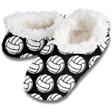 Volleyball Snoozies Black