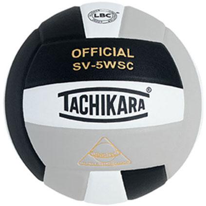 Tachikara SV5WSC 3-color Volleyball