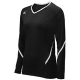 Mizuno Women's 440399 Techno Generation Long Sleeve Jersey