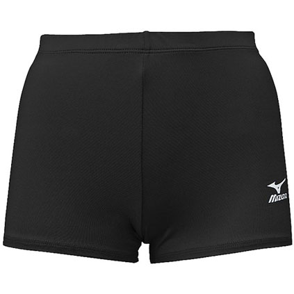 Mizuno Women's 440015 Low Rider Spandex Shorts - 2.75 Inseam