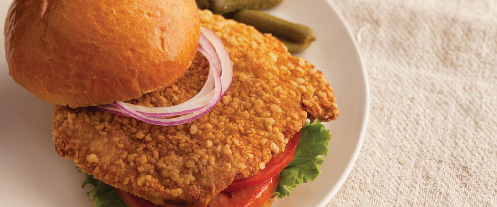 Breaded Pork Tenderloin Special
