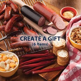 Create a Gift (6 Items)