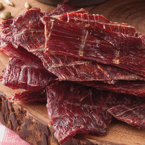 Amana Beef Jerky 1/4 lb. (Ride-Along Special $7.25)