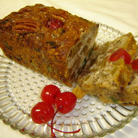 Camp Courageous Fruit Cake (Ride-Along Special $10)