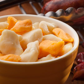 Mixed Cheese Curds 12 oz. (Ride-Along Special Price $5.95)