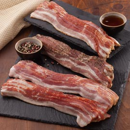 Create Your Own Bacon Sampler