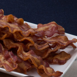 Double-Smoked Bacon 1 lb. (Ride-Along Special $8.95)