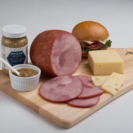 Ham Sandwich Special