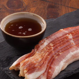 Maple Smoked Bacon 1 lb. (Ride-Along Special $8.95)