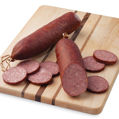 Amana Old World Summer Sausage 2-Pack