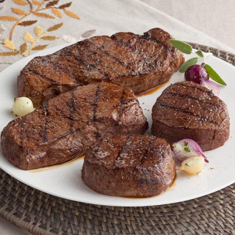 Premium Beef Steak Combo