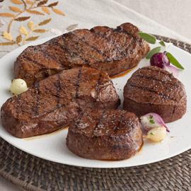 Premium Beef Steak Combo - Premium Beef Steak Combo