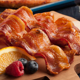Amana Smoked Bacon 1 lb. (Ride-Along Special $7.95)