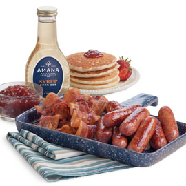 Amana Sunrise Special - Sunrise Special with 1 lb. Bacon & 1 lb. Sausage