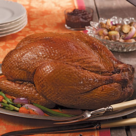 Smoked Whole Turkey