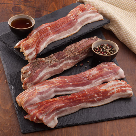 Smoked Bacon Sampler