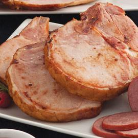 Smoked Pork Chops (Kassler Rippchen) - Six 8 oz Smoked Pork Chops