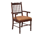 Amana Spindle Back Host Chair